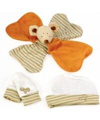 Les Bébés d Elysea Babyset - orange
