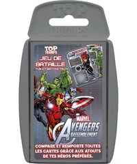 Winning Moves Jeu de bataille avengers - Jeu de construction - multicolore