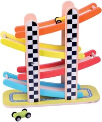 Wonderkids Toboggan de voitures - multicolore