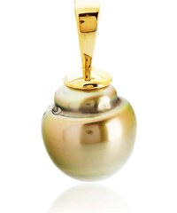 Cleor Pendentif en or avec perle
