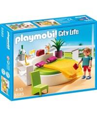 Playmobil City life - Chambre avec lit - multicolore