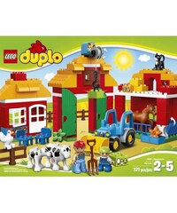 LEGO Duplo Grande ferme Duplo - Légo - multicolore