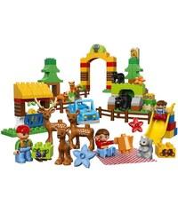 LEGO Duplo Coffret parc - multicolore