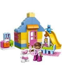 LEGO Duplo La clinique du docteur Peluche - multicolore
