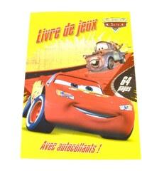 MT Créations Cars - Livre d'activité - multicolore