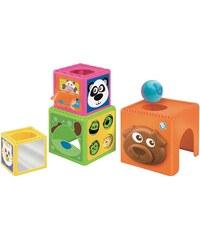 Bluebox Set de cubes éveil - 4 cubes