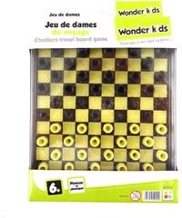 Wonderkids Jeu de Dame - multicolore