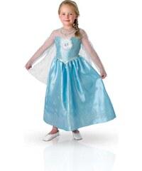 Rubie's Elsa Frozen - Robe déguisement - bleu