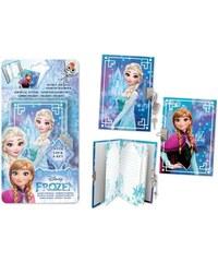 Frajodis Journal intime Frozen - bleu