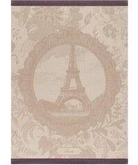 Le Jacquard Français Souvenir de Paris - Torchon - marron