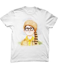 Monsieur Poulet Crockett - T-shirt - blanc