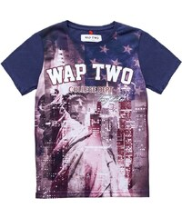 Wap Two Liberty - T-shirt - bleu marine