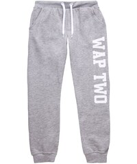 Wap Two Coat - Pantalon jogging - gris chine