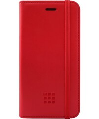 The Kase Moleskine - Coque clapet pour iPhone 6 et 6S - rouge