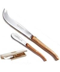 Laguiole Service couteaux à fromage et beurre