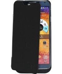 The Kase Coque batterie à clapet pour Samsung Galaxy Note 3 2400 mah - noir