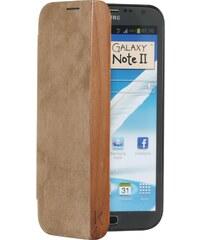 The Kase Coque pour Samsung Galaxy Note 2 - marron