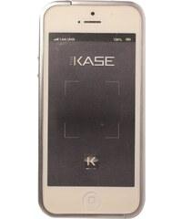 The Kase Rock n roll - Bumper pour iPhone 5 et 5S - argent
