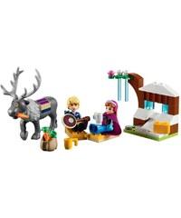 LEGO Le traineau d'Anna - Légo - multicolore
