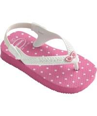 Havaianas Baby Chic - Flipflops - rosa