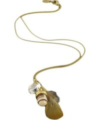 Les Bijoux de Sophie Sautoir et pendentif - or