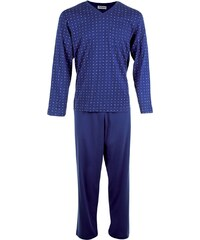 Eminence Héritage - Pyjama - bleu marine
