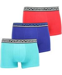 Athena Contrast - Lot de 3 boxers - tricolore