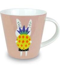 Becky Baur Mug en porcelaine - rose