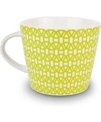 Scion Mug en porcelaine - jaune