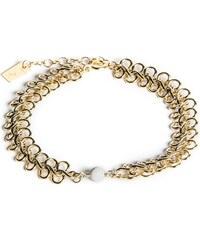 Fabien Ajzenberg Bracelet en plaqué or - or
