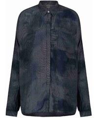 košile BENCH - Smitten Dark Navy Blue (NY031)