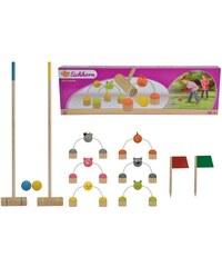 Smoby Smoby - Jeu de croquet - multicolore