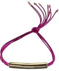 Petits Trésors Bracelet rainbow en plaqué or marron