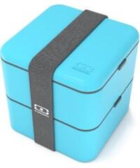 monbento MB Square - Lunch Box - bleu ciel