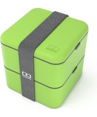 monbento MB Square - Lunch Box - vert