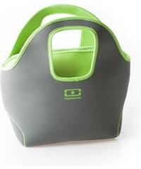 monbento Pop Up - Sac isotherme - gris/vert