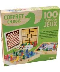 Jeujura Coffret 100 jeux - multicolore