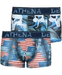 Athena Denim Micro - Lot de 2 boxers - imprimé