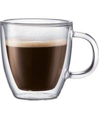 Bodum Bistro - Set 2 mugs à espresso - transparent
