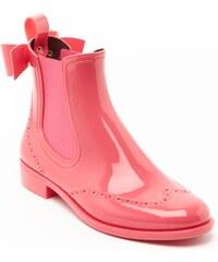 Red Valentino RESINET - Bottes de pluie - rose