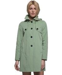 Trench and coat Sofresh - Veste - vert