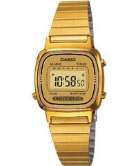 Casio Casio Collection Retro - Style casual - jaune