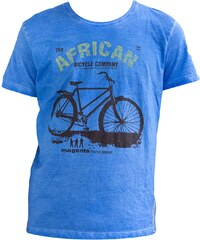 Magents Bicycle - T-Shirt - himmelblau
