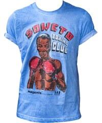 Magents Boxing - T-Shirt - himmelblau