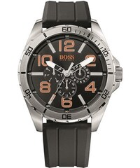 PROMO Montre Boss Orange Berlin Black silicone 1512945 pour Homme.