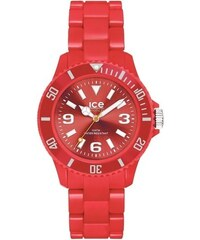 Montre Ice-Watch Ice-Solid Rouge Small