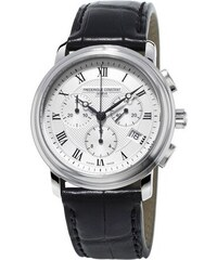 Montre Frédérique Constant Chrono Persuasion Quartz Black