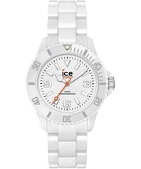 Montre Ice-Watch Ice-Solid Blanc Small