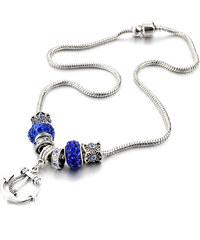 Lesara Halskette mit Anker-Charm