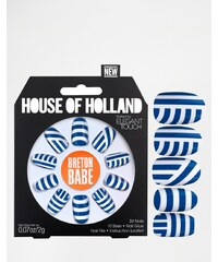 House Of Holland Nails By Elegant Touch - Faux-ongles - Breton Babe - Multi